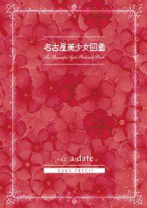 名古屋美少女図鑑vol.2 に掲載されました。
